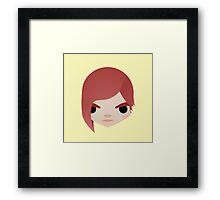 Lilith Framed Print