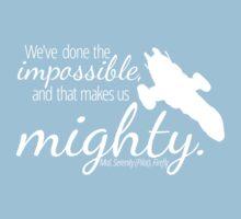 Firefly Shirt One Piece - Short Sleeve