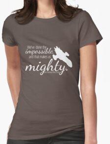 Firefly Shirt Womens Fitted T-Shirt