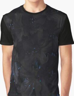 Midnight Black Graphic T-Shirt