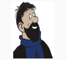 captain haddock by MrsLoki1