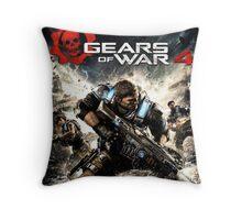 GEARS OF WAR 4 GAME Throw Pillow