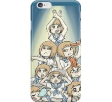 Mako Mankanshoku ~ Hallelujah! iPhone Case/Skin