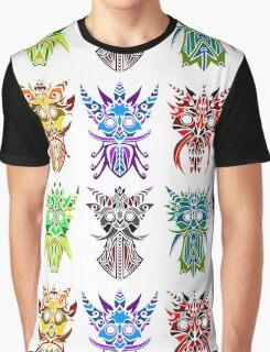 The Six Gods Graphic T-Shirt