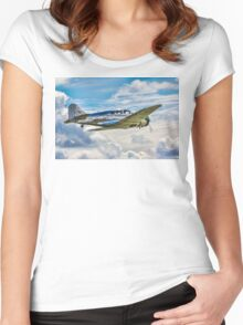 Spartan 7W Executive NC17633 Women's Fitted Scoop T-Shirt