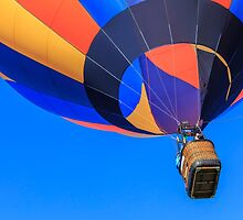 Quechee Vermont Hot Air Balloon Festival by Edward Fielding