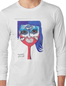 Mask  Long Sleeve T-Shirt