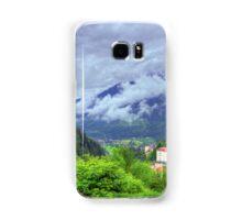 Summer trip to Bad Gastein, Austria Samsung Galaxy Case/Skin