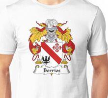 Berrios Coat of Arms/Family Crest Unisex T-Shirt