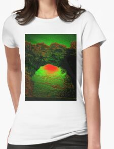 Arch Womens Fitted T-Shirt