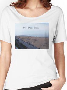Beach Paradise Women's Relaxed Fit T-Shirt