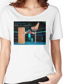 Box-N-Match Women's Relaxed Fit T-Shirt