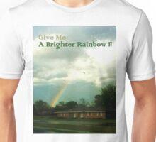 Brighter Rainbow Unisex T-Shirt