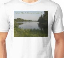 Clearer Lake Unisex T-Shirt