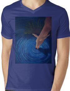 Dear Mens V-Neck T-Shirt