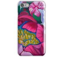 Jill's Peony iPhone Case/Skin