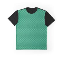 Ariel mermaid green Graphic T-Shirt