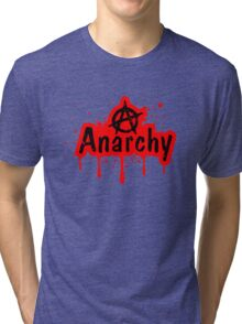 Anarchy Tri-blend T-Shirt