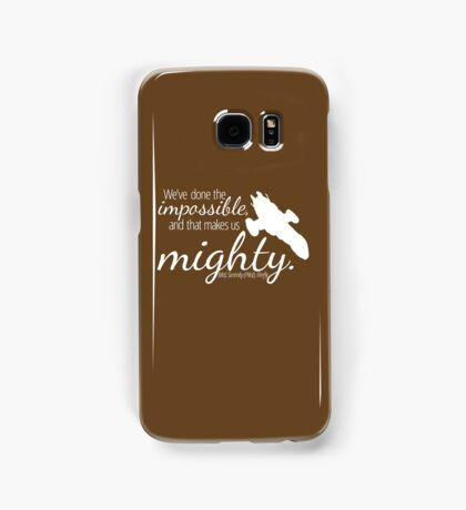 Firefly Shirt Samsung Galaxy Case/Skin