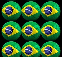 Brazil - Cup Of World 2014 by Whallef