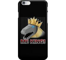 Grimlock King! iPhone Case/Skin