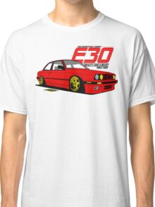 E30 - Beauty and a Beast Classic T-Shirt