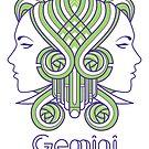 Deco Gemini by qetza