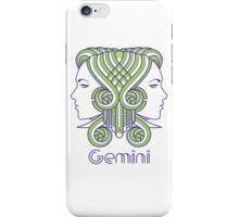 Deco Gemini iPhone Case/Skin