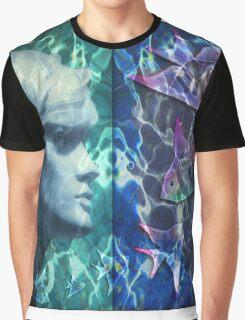 WET FANTASIES Graphic T-Shirt