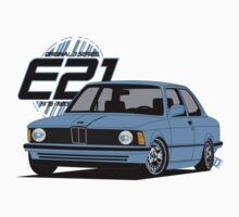 E21- A Legend in the making. by iDubberEA