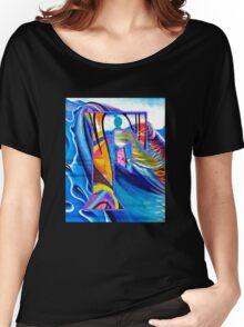 Urban Alphabet F Women's Relaxed Fit T-Shirt