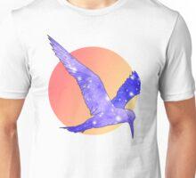 Starlight Seagull in the Sun Unisex T-Shirt