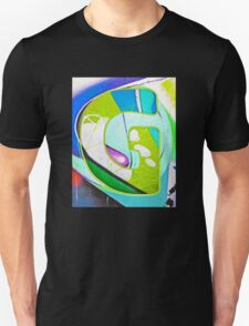 Urban Alphabet G Unisex T-Shirt