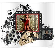 Resident Evil Milla Jovovich Poster