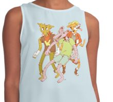 Bad Dogs Contrast Tank