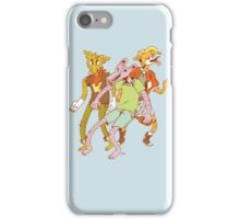 Bad Dogs iPhone Case/Skin