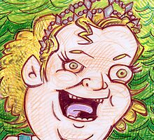 Honey Boo Boo by Lincke