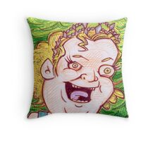 Honey Boo Boo Throw Pillow