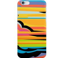 Fast Car - Abstract Graphic iPhone Case/Skin