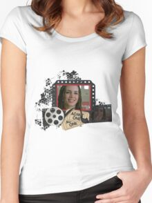 Buffy's Eliza Dushku Bring It On Women's Fitted Scoop T-Shirt