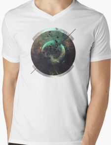 byrd wyrld Mens V-Neck T-Shirt