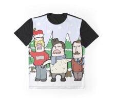 Carol Singers Graphic T-Shirt