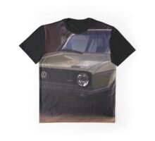 vw golf 1 - golf 1983 Graphic T-Shirt