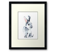 Moon Rabbit II Framed Print
