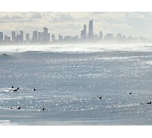 A Surfer's Paradise Photographic Print
