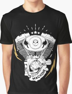 life ride machine Graphic T-Shirt