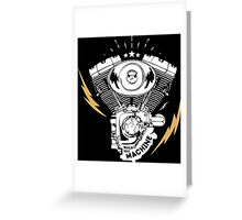 life ride machine Greeting Card