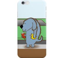 Justin Dogger iPhone Case/Skin