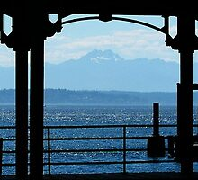 Seattle Waterfront by davidandmandy