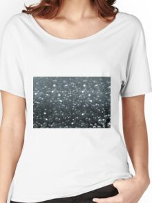 Macro of sparkling water Women's Relaxed Fit T-Shirt